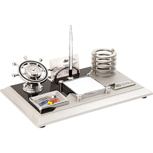 3400-G Trend Gümüş Masa Seti