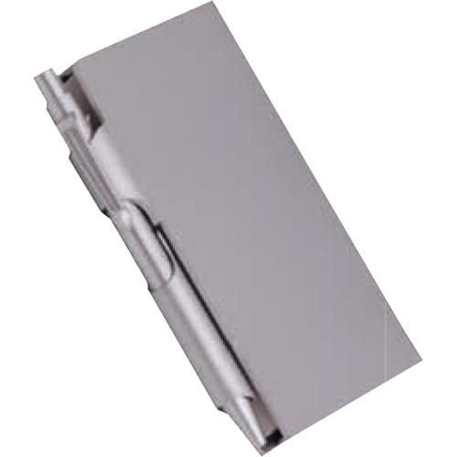 MCP Metal Görünümlü Plastik Cep Bloknot