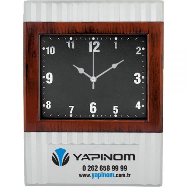 V30-501-BS Metalize Duvar Saatleri