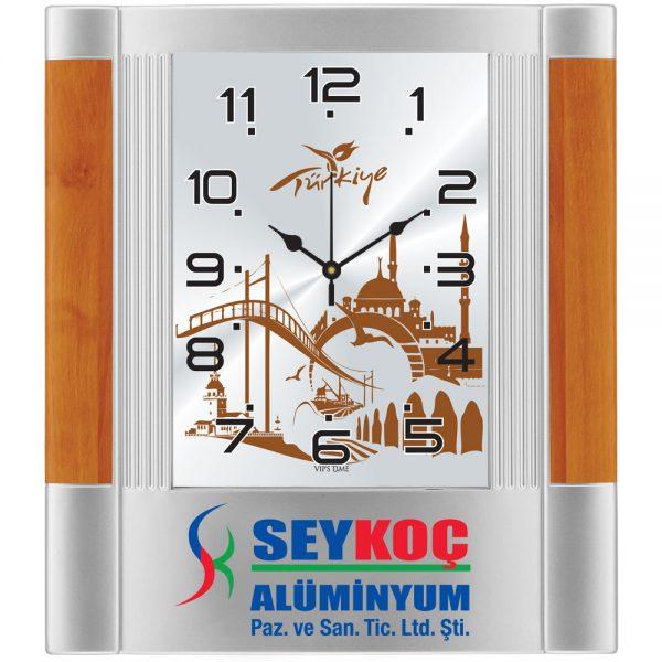 V30-508-T Dış baskılı Duvar Saatleri