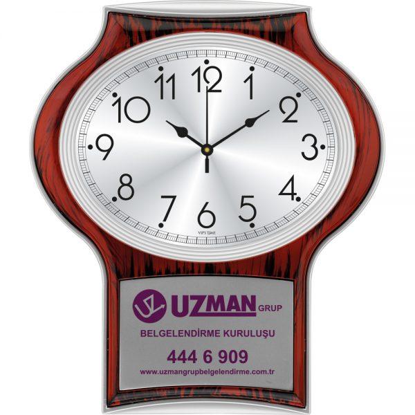 V30-520-A Dış baskılı Duvar Saatleri