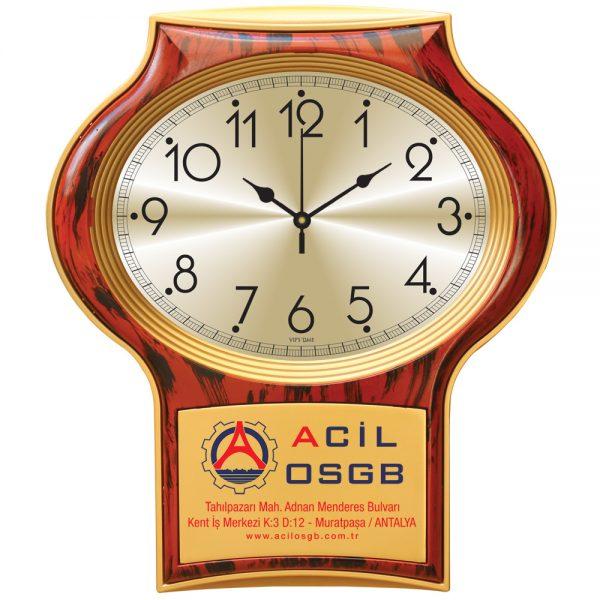 V30-520-AH Dış baskılı Duvar Saatleri
