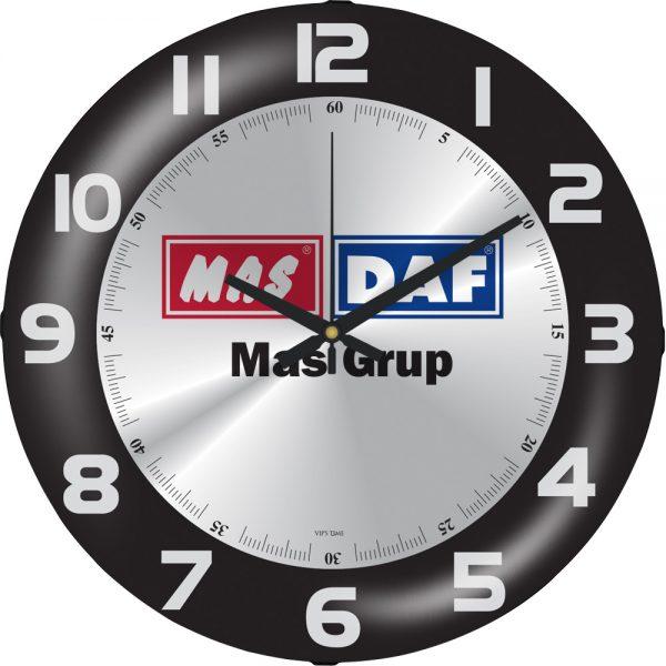 V30-528-DGM Cam Duvar Saatleri