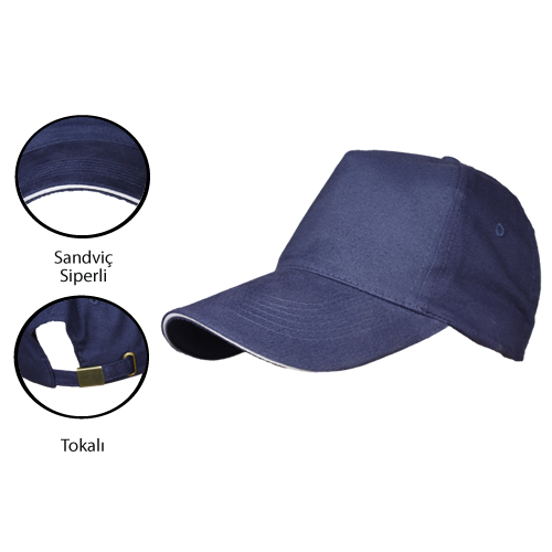 0501-L Pamuk Şapka