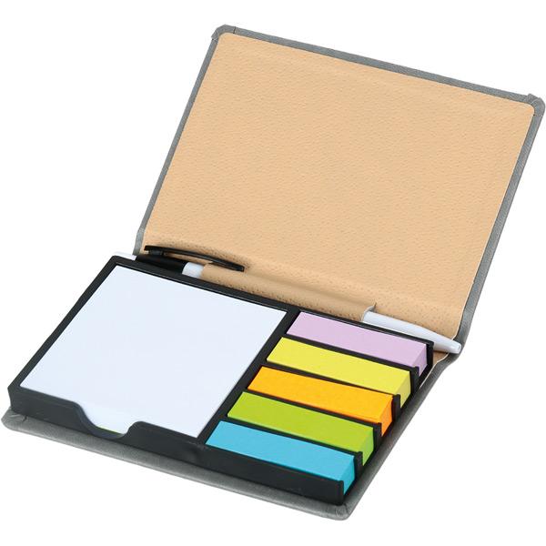 PT-008-K Renkli Yapışkanlı Notluk