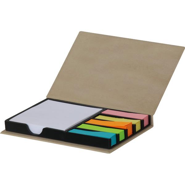 PT-010 Renkli Yapışkanlı Notluk